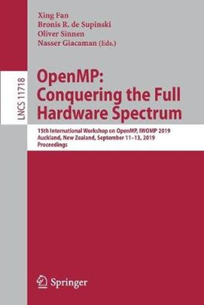 OpenMP: Conquering the Full Hardware Spectrum - Xing Fan