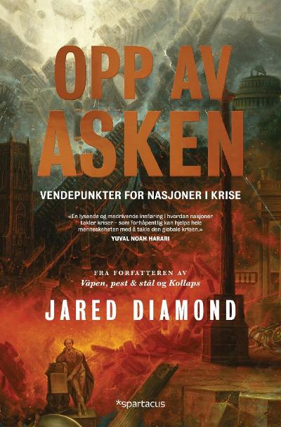 Opp av asken - Jared Diamond