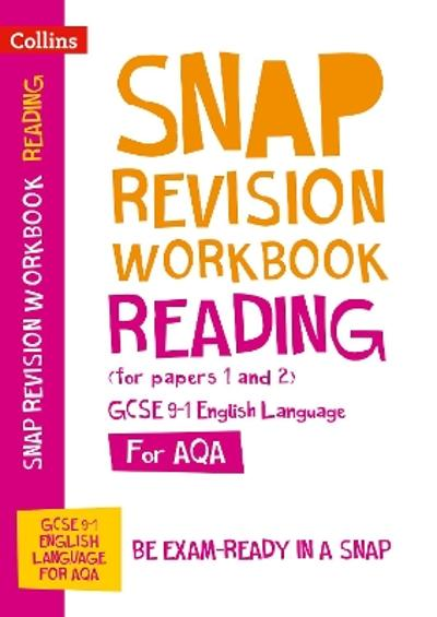 Reading (for papers 1 and 2) Workbook: New GCSE Grade 9-1 English Language AQA - Collins GCSE