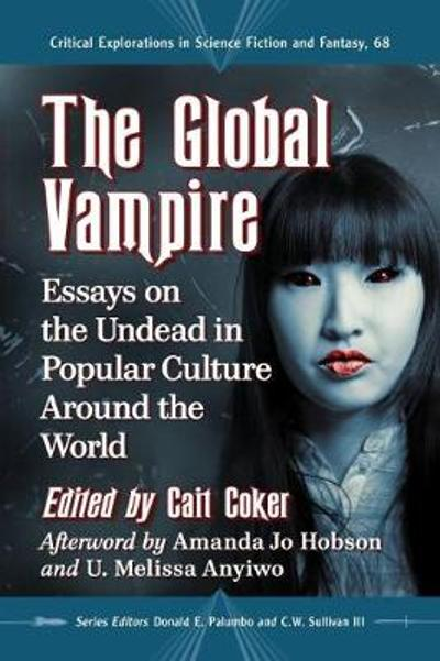 The Global Vampire - Donald E. Palumbo