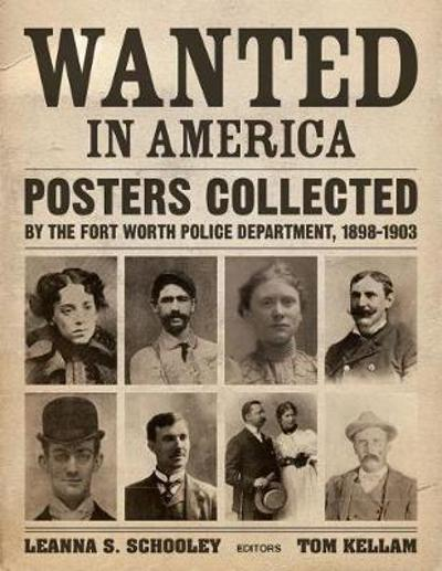 Wanted in America - LeAnna Schooley