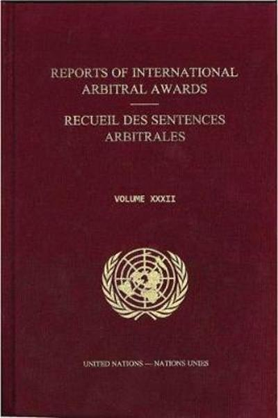 Reports of international arbitral awards - United Nations