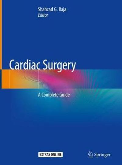 Cardiac Surgery - Shahzad G. Raja