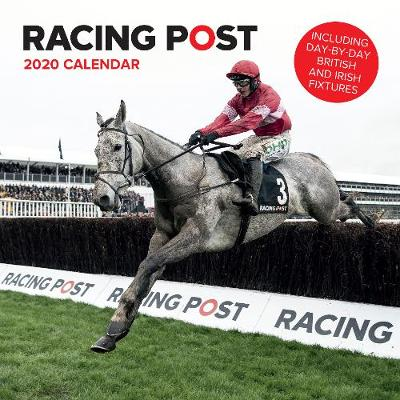 Racing Post Wall Calendar 2020 - David Dew