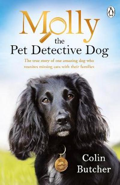 Molly the Pet Detective Dog - Colin Butcher