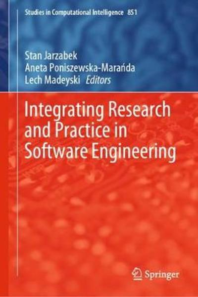 Integrating Research and Practice in Software Engineering - Stan Jarzabek