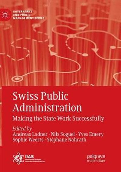 Swiss Public Administration - Andreas Ladner