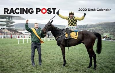 Racing Post Desk Calendar 2020 - David Dew