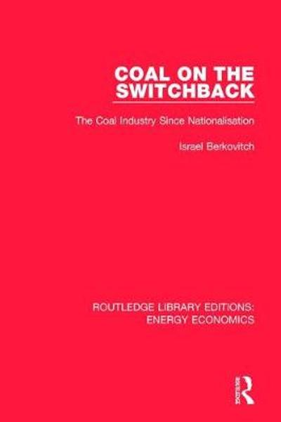Coal on the Switchback - Israel Berkovitch