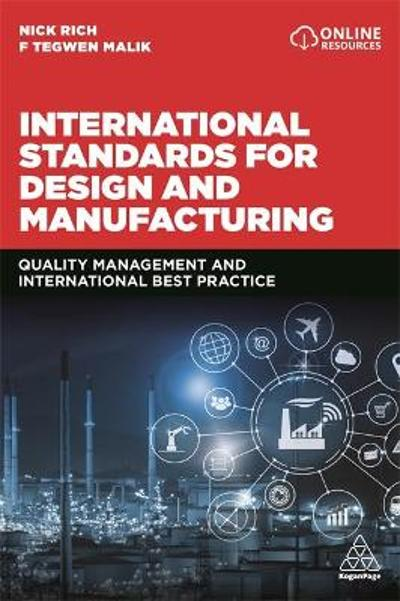 International Standards for Design and Manufacturing - Professor Nick Rich