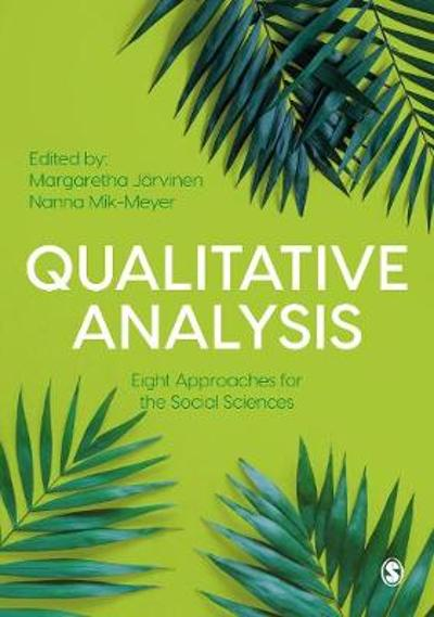 Qualitative Analysis - Margaretha Jarvinen