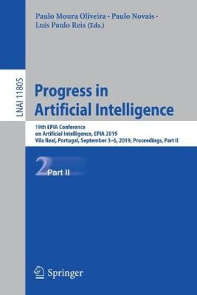 Progress in Artificial Intelligence - Paulo Moura Oliveira