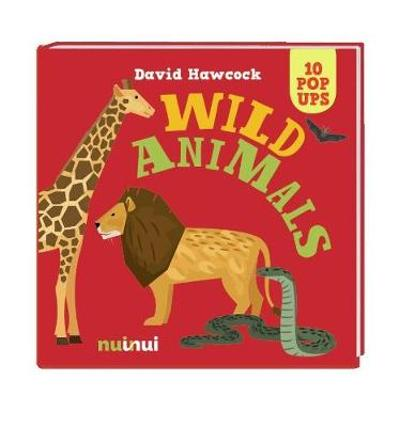 10 Pop Ups: Wild Animals - ,David Hawcock