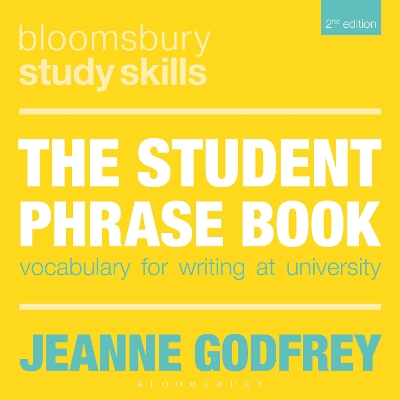 The Student Phrase Book - Jeanne Godfrey