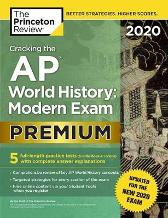 Cracking the AP World History: Modern Exam 2020 - Princeton Review