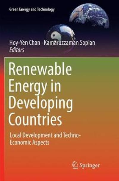 Renewable Energy in Developing Countries - Hoy-Yen Chan