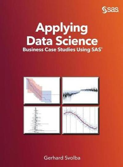 Applying Data Science - Gerhard Svolba