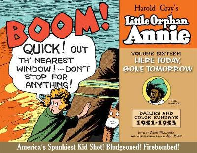 Complete Little Orphan Annie Volume 16 - Harold Gray