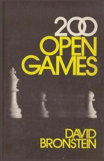 200 Open Games - David Bronstein