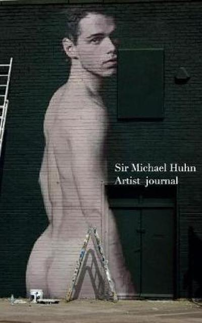 Sir Michael Self Portrait Artist Drawing Journal - Sir Michael Huhn