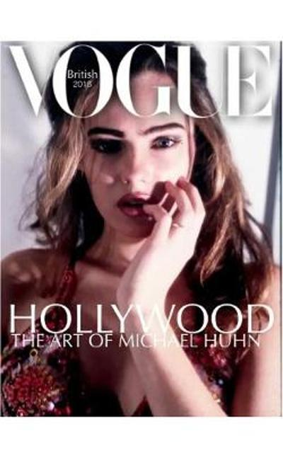Hollywood British Vogue Michael Huhn Drawing Journal - Sir Michael Huhn