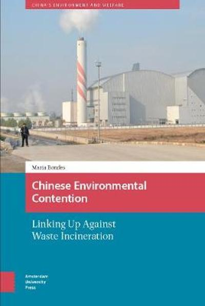 Chinese Environmental Contention - Maria Bondes