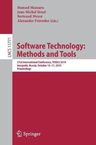 Software Technology: Methods and Tools - Manuel Mazzara