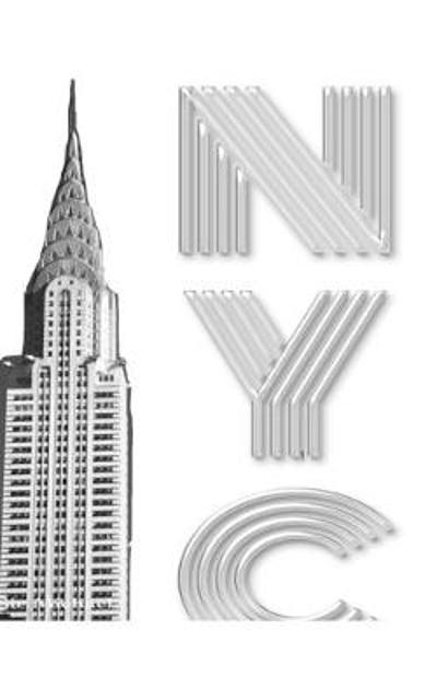 Chrysler Building NYC Writing Drawing Journal - Sir Michael Huhn