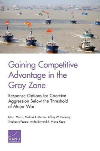 Gaining Competitive Advantage in the Gray Zone - Lyle Morris
