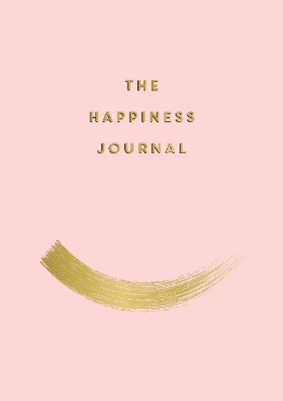 The Happiness Journal - Anna Barnes