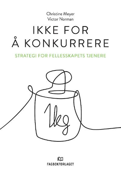 Ikke for å konkurrere - Christine Meyer