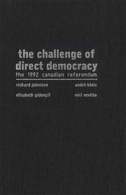 The Challenge of Direct Democracy - Richard Johnston