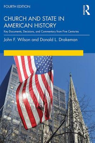 Church and State in American History - John Wilson