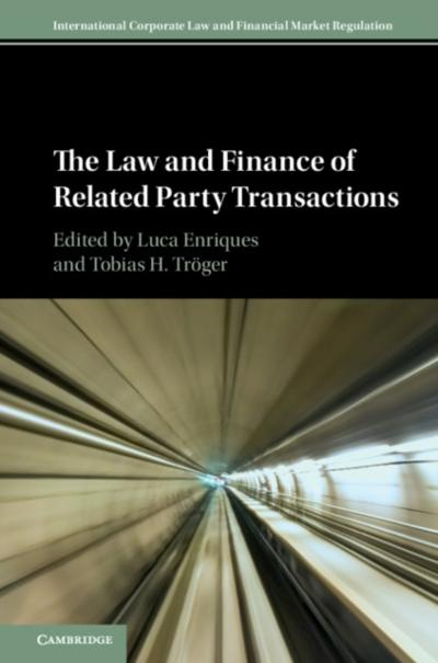 Law and Finance of Related Party Transactions - Luca Enriques