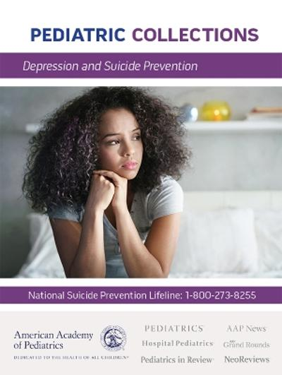 Mental Health: Depression and Suicide Prevention - American Academy of Pediatrics (AAP)