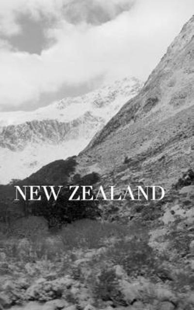 New Zealand Writing Drawing Journal - Sir Michael Huhn