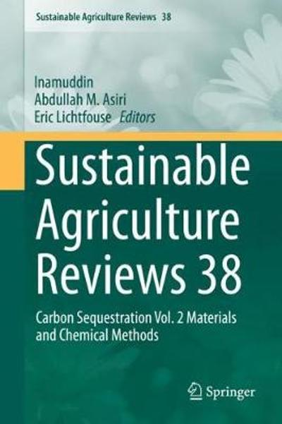 Sustainable Agriculture Reviews 38 - Inamuddin