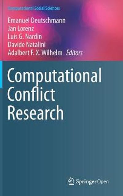 Computational Conflict Research - Emanuel Deutschmann