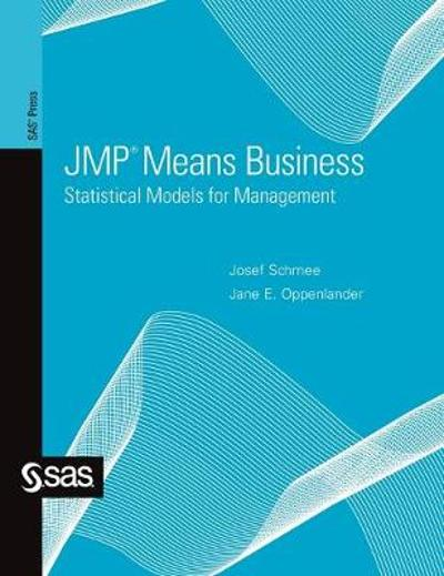 JMP Means Business - Josef Schmee