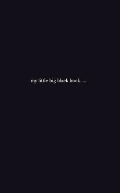 My little big black book - Sir Michael