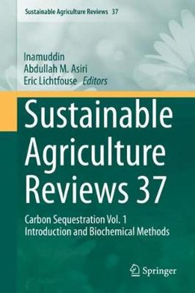 Sustainable Agriculture Reviews 37 - Inamuddin