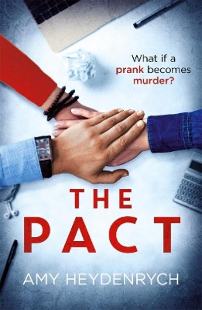 The Pact - Amy Heydenrych