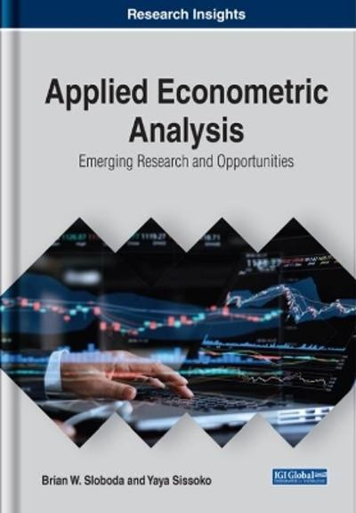 Applied Econometric Analysis - Brian W. Sloboda