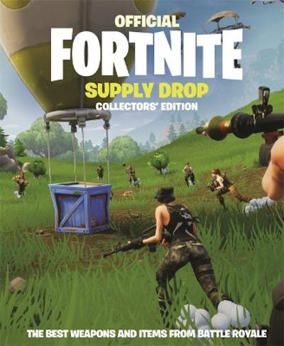 FORTNITE Official: Supply Drop: The Collectors' Edition - Epic Games
