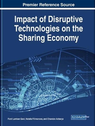Impact of Disruptive Technologies on the Sharing Economy - Ford Lumban Gaol