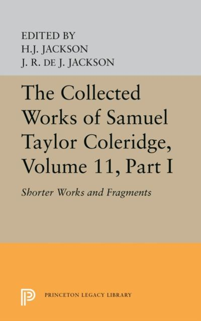 Collected Works of Samuel Taylor Coleridge, Volume 11 - Samuel Taylor Coleridge