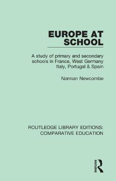 Europe at School - Norman Newcombe