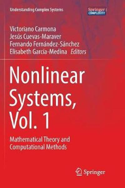 Nonlinear Systems, Vol. 1 - Victoriano Carmona
