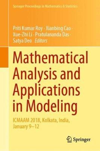 Mathematical Analysis and Applications in Modeling - Priti Kumar Roy