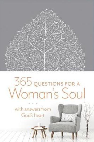 365 Questions for a Woman's Soul - Katherine J. Butler